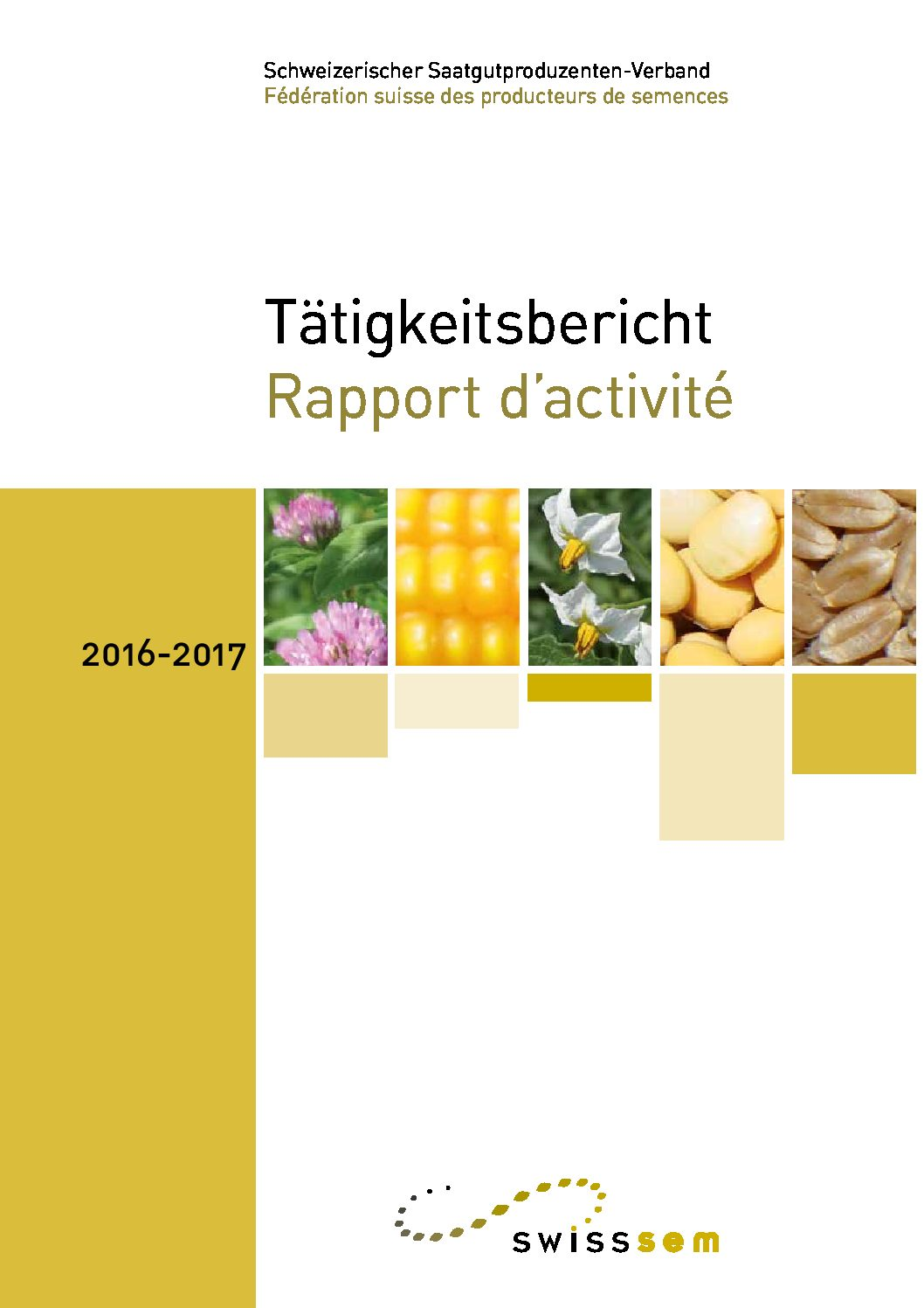 Tätigkeitsbericht 2016-2017